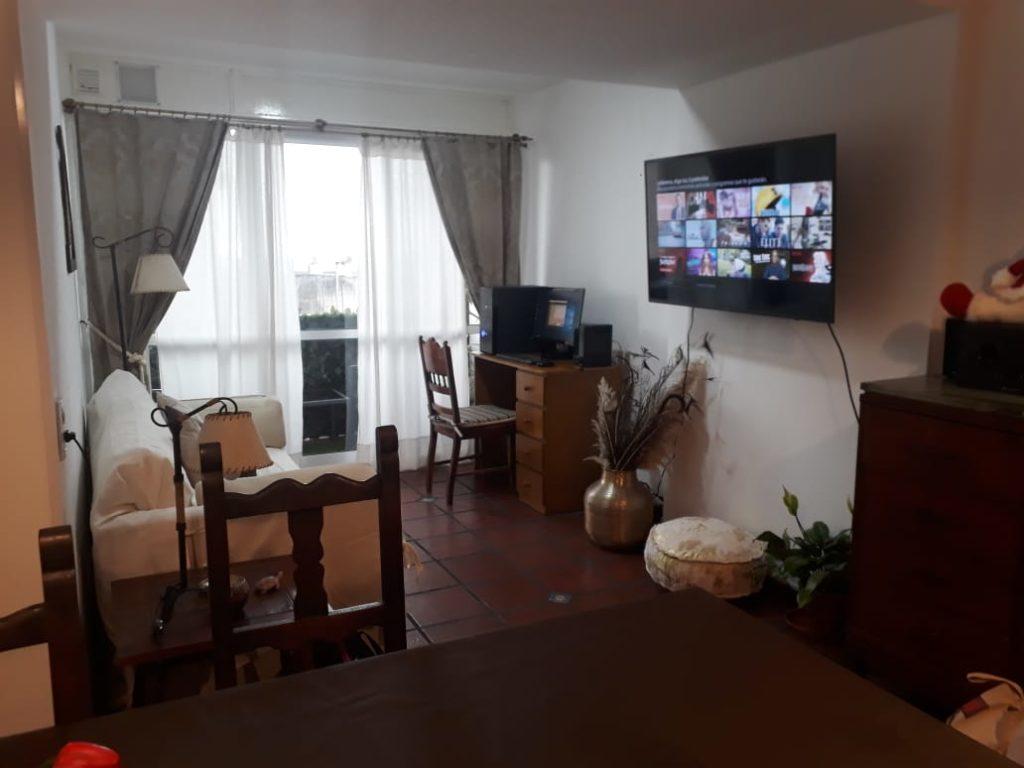 Living Comedor en Rosario - Alquiler Temporario
